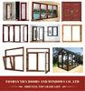 Used standard size pictures aluminum window and door