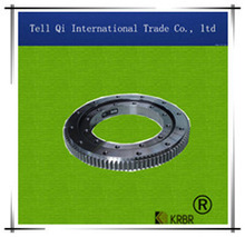 crane and excavator double row slewing ring ball bearing price