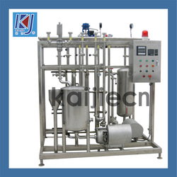 Stainless Steel Semi automatic Pasteurizer