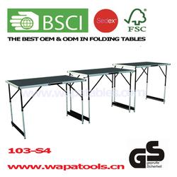 Portable Multi purpose Table Set 3 pcs as wallpaper pasting or picnic