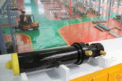 oem hyva telescopic hydraulic cylinder