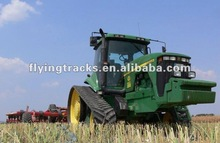 Agriculture rubber track conversion system kits