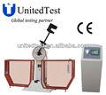 Metal ensaios deimpacto charpy equipamentos/pêndulo deimpacto tester preço/impacto máquina de teste
