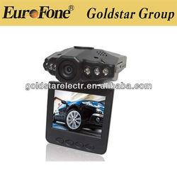 """2014 Cheap 2.5"""" Color TFT LCD 6 IR LED Car Camera"""