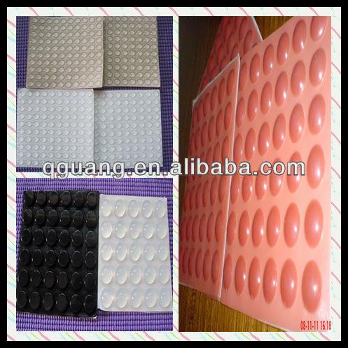 productos de caucho moldeado