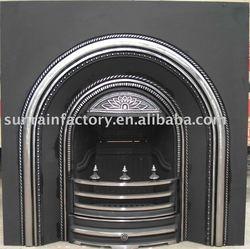 factory direct freestanding indoor wood wall insert fireplace