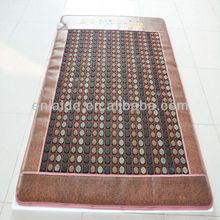 2013 Newest Korea jade mat far infrared magnetic negative ion jade mattress CE APPROVED