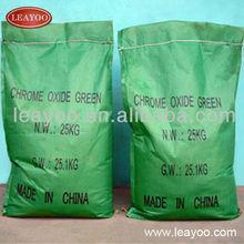 high quality chrome oxide green 99%min