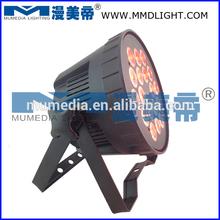 par 64 led RGBWA UV(6in1) light