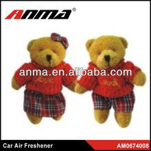 car interior accessories plush toy air freshener/prefume Little Bear air freshener