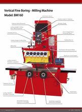 Cylinder boring machine BM160