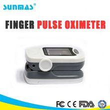 Sunmas hot Medical testing equipment DS-FS10A digital pulse oximeter