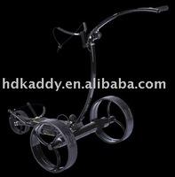 2014 aluminium electric golf trolleys with tubular motors