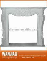 Granite Fireplace Surrounds from Xiamen Wanjiali