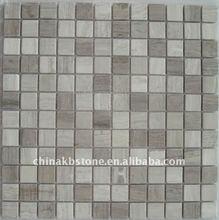beiga MARBLE MOSAIC tile,mosaic scenery