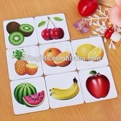 2015 Newest Custom fridge magnet/Promotional fridge magnet/Paper fridge magnet