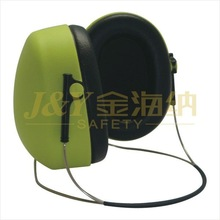 Best Selling Neckband Safety Earmuff for noice proof