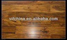 Large leaf acasia hard wood flooring