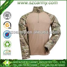 Men's US Compound Multicam High Elasticity Breathable Comfort Tactical Multican Set