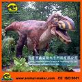 Equipo exterior Zigong animados de tamaño natural de dinosaurios