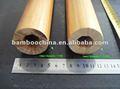 Tubo de bambu para bicicleta