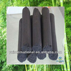 Triangle coconut charcoal for hookah stick coal