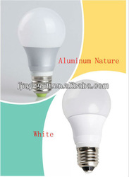 Ningbo Factory wholesale led bulb light high ROI TUV 270degree wide beam angle 500lm 7w led bulb