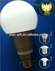 LED Bulb Manufacturers TUV wide beam angle 500lm 7w led bulb