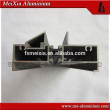 Perfil fabricante de alumínio trilho de cortina