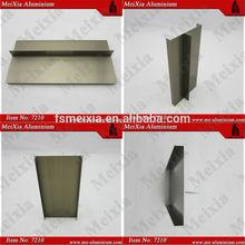 alu alloy 6063 t5 to make windows and door