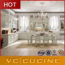 High quality PVC unique kitchen cabinet ideas