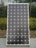 180W mono solar panel with CE&ISO&good price