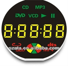 full color dvd player led display