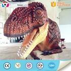 Outdoor playground dinosaur decoration for dinosaur wall