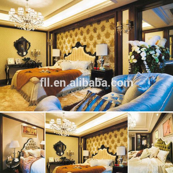 Arredamento moderno hotel camera da letto/hotel mobili per hotel a 5 ...