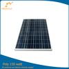 High Efficiency 150w polycrystalline Silicon cheap solar panels china