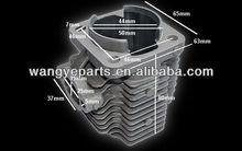 44mm Cylinder For 43cc47cc49cc50cc Two Stroke(44-6 Engine) Mini Quad Parts/Mini Pocket Bike Parts/Mini Dirt Bike Parts