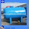 Cristal forrado tanque, tanque de acero inoxidable utilizado para diversos productos químicos pesticidas farmacéuticos, China de fábrica