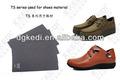 de imitación de cuero material de los zapatos sacador de la aguja de tela nowoven