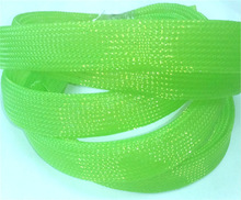 PET Expandable Braided Sleeving for Fishing Rod Spinning