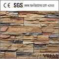 Pedras para casa parede exterior