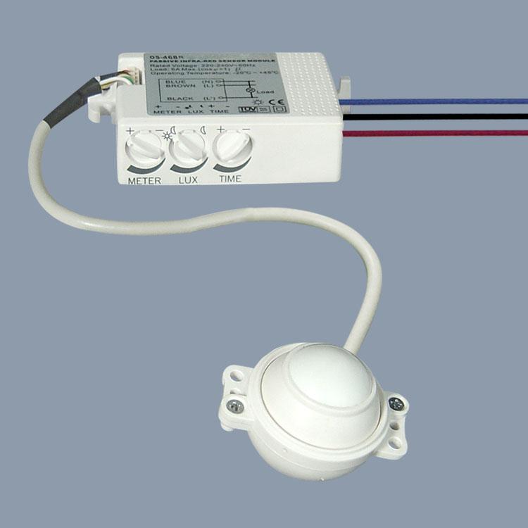 Pir Sensor de movimiento del módulo para accesorios de iluminación