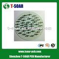 Blanco redondo de aluminio PCB