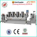 Jh-300 alta qualidade de 4 cores e tipografia intermitente rotary label máquina de impressão fabricante em shenzhen, china