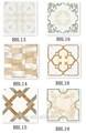 rustico pavimento di piastrellein ceramica smaltata