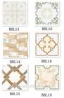 Glazed rustic ceramic floor tile