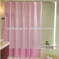 3D Shower Curtain