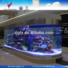 The Most Modern Design Acrylic Aquarium