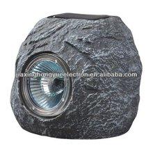 Pietra lampada solare/lampada solare roccia