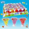 Halal Jelly Fruit Jelly Jelly Cup 35g